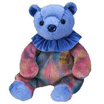 1 X Ty Beanie Babies - September the Birthday Bear