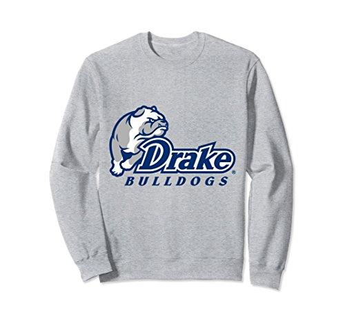 Drake University Bulldogs Sweatshirt PPDRU01 ()