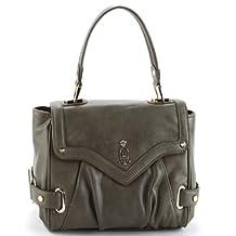 Christian Audigier Jean Top Handle Bag - Khaki