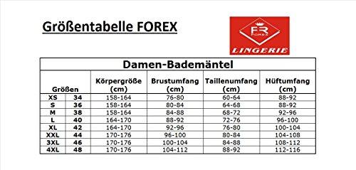 Forex Lingerie -Albornoz suave con práctica cremallera y acogedora capucha en diferentes colores y tamaños frambuesa