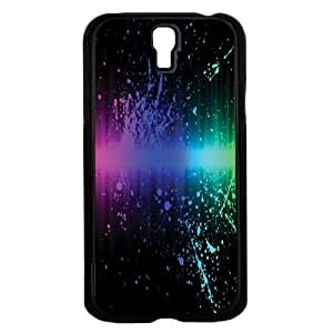 Colorful Paint Splash Hard Snap on Phone Case (Galaxy s4 IV) by lolosakes