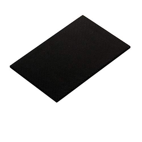 Welldoit 6 Piece Self Stick Rubber Anti Skid Pad Furniture and Floor Protectors
