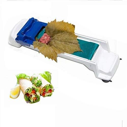 (Sushi Mold Vegetable Meat Rolling Tool Sushi Roller Stuffed Garpe Cabbage Leave Grape Leaf Roller Machine)