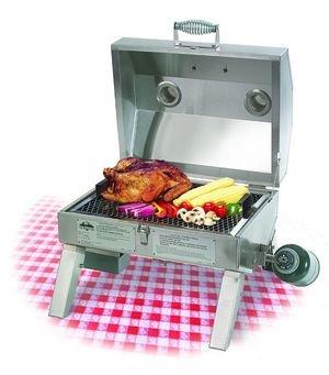 Holland Companion PROPANE Portable Grill, No Flare-up BBQ Grill