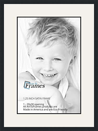 ArtToFrames Collage Photo Frame Double Mat with 1 - 20x30...