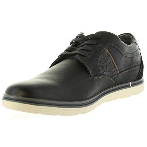 Chaussures pour Homme LOIS JEANS 84516 26 NEGRO