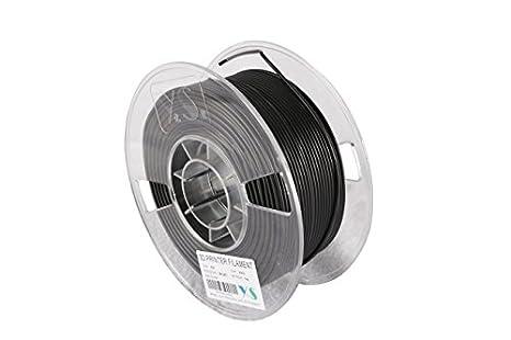 Ys ys-flex-bk-2.85 - 1.0 filamento Flexible, Compatible con ...