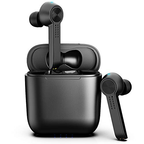 Bluetooth 5.0 Wireless Earbuds, TWS Wireless Earbud Headphones in-Ear Earphones with Charging Case,3D Stereo Sound Deep Bass 7H Non-Stop Playtime