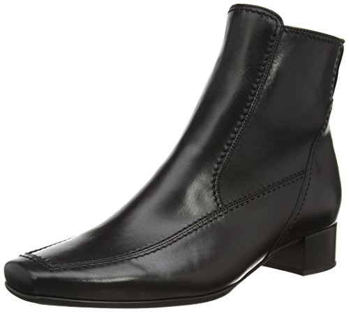 Boots Black Black Fashion Leather Women's 639 31 Gabor TSW6fqRW