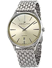 Jazzmaster Thinline Automatic Light Tan Dial Men's Watch H38525111