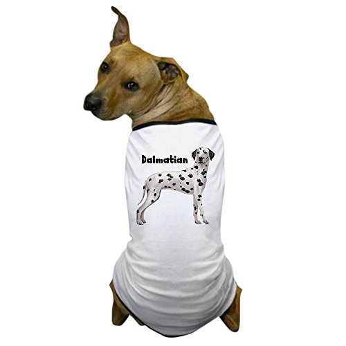 CafePress - Dalmatian Dog T-Shirt - Dog T-Shirt, Pet Clothing, Funny Dog (Dalmation Costumes For Dogs)