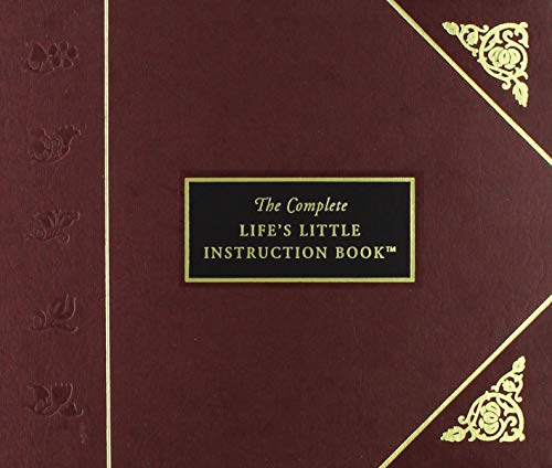 The Complete Life's Little Instruction Book (Best Us Dating Site)