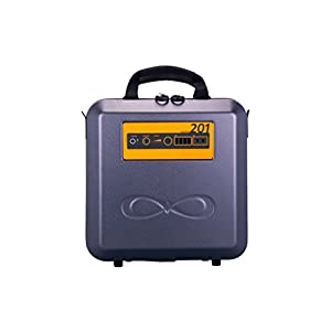 Kalisaya-KP201-KaliPAK-192-Watt-Hour-Portable-Solar-Generator-System-wSolar-Panel-Included