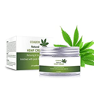 Womdee Hemp Face Cream, Anti-Aging & Wrinkles ...