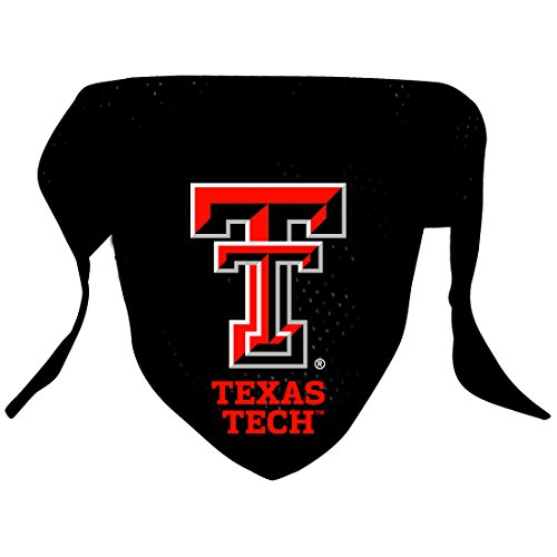 Hunter Mfg. LLP NCAA Texas Tech Red Raiders Pet Bandana, Team Color, Large