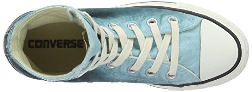 Converse Chuck Taylor All Star, Zapatillas Altas Unisex Adulto Turchesa (Motel Pool/Rebel Teal/Egret)