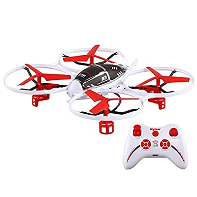 SYMA X3 Whippoorwill 2.4GHz 4-Channel 4-Axis Remote Control Aircraft - Red+White
