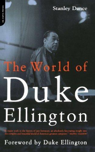 The World Of Duke Ellington by Stanley Dance - Shopping Ellington Mall
