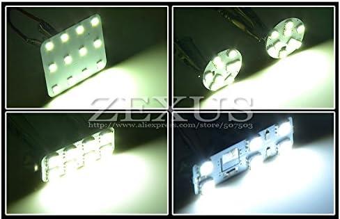 8 piezas Oxita™ / para VW Golf Interior Lámparas LED 6 GTI CC ...