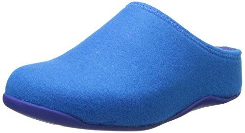 Fit For Fun Shuv Felt - Zuecos para mujer Mazarine Blue