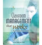 img - for [(Classroom Management That Works: Research-Based Strategies for Every Teacher)] [Author: Robert J. Marzano] published on (October, 2003) book / textbook / text book