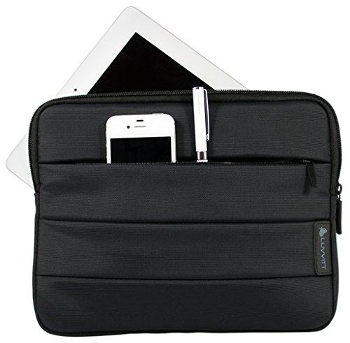 iPad Pro Sleeve 9.7, LUVVITT  Ballistic Zip Bag Cover for iP