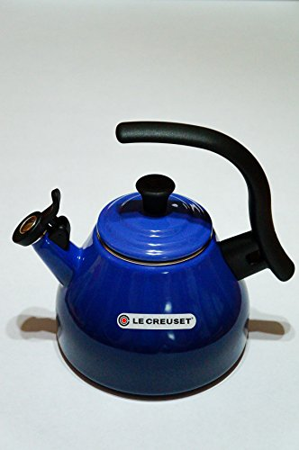 Le Creuset Chrysenth Enamel on Steel 1.6 Qt Whistling Tea Ke