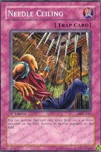 Pgd 1st Edition (Yu-Gi-Oh! - Needle Ceiling (PGD-045) - Pharaonic Guardian - 1st Edition - Common by Yu-Gi-Oh!)