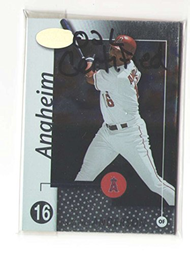 2002 Leaf Certified - ANAHEIM ANGELS Team Set