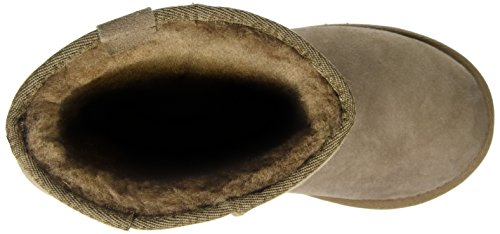 Emu Stinger Hi Damen Bootsschuhe Braun (Mushroom)