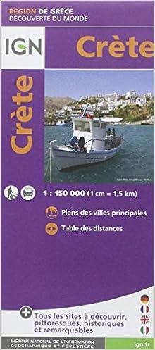 Téléchargement 86209 CRETE  1/150.000 pdf epub