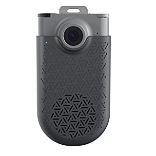 ZAGG Now Cam Social Video, Camera, and Bluetooth Speaker - Gray