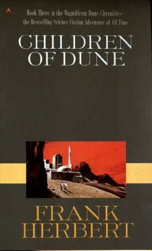 Children of Dune cover