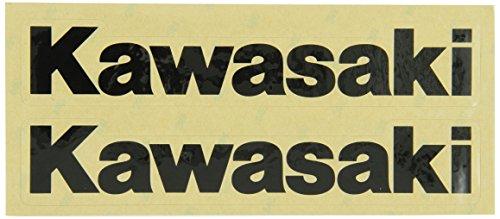 Factory Effex 09-44114 Black 'Kawasaki' Universal Swing Arm Sticker