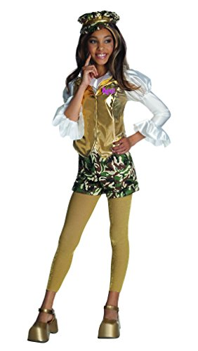 Rubie's Costume Bratz Sasha Rocks Child Costume, Medium
