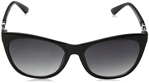 de Gafas Black Nina 55 Gradient para Eyelevel Mujer Grey Sol Negro wnARfqx