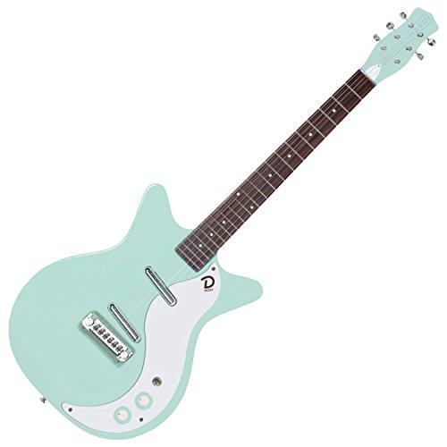 - Danelectro '59M NOS Electric Guitar (Seafoam Green)