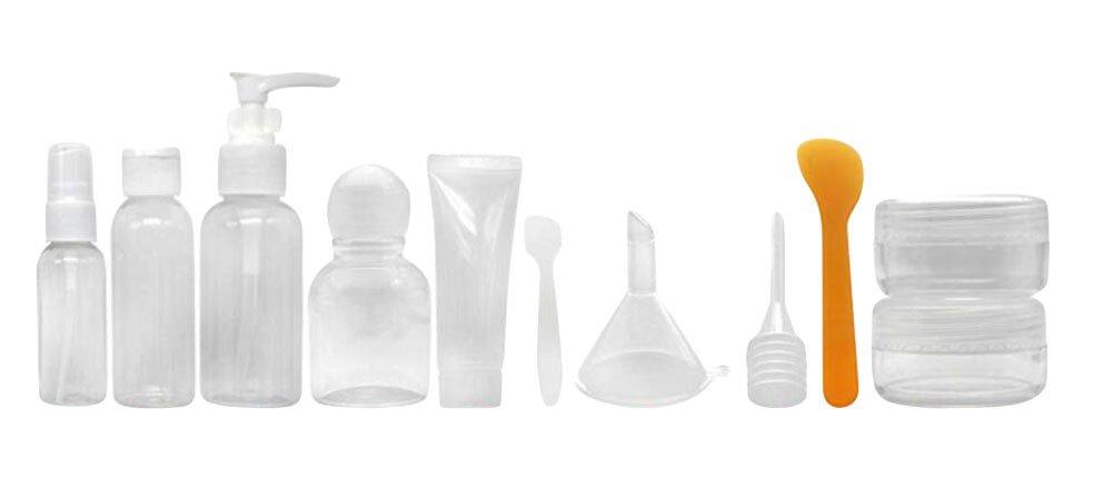 Exquisite Cosmetic Bottle Applicator Bottles-08(Set of Eleven)