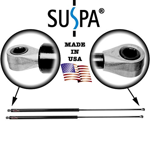 Price comparison product image Qty (2) Genuine Suspa C16-00001 C160001 Lift Supports Struts Shocks Cylinders