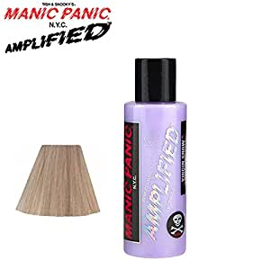 Manic Panic Amplified Hair Dye - Virgin Snow White Toner Mixer