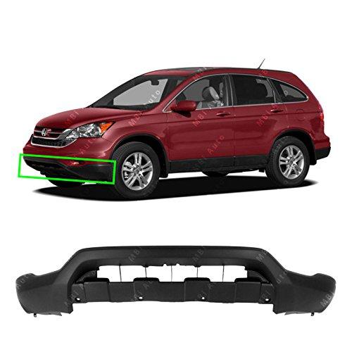 MBI AUTO – Textured, Black Front Lower Bumper Valance for 2010 2011 Honda CRV CR-V 10-11, HO1015104