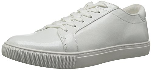 Kenneth Cole New York Womens Kam Snøre På Mote Techni-cole 37,5 Fôr Sneaker Off White