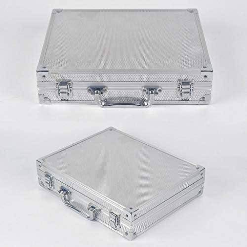 HLD 車のトランクポータブルアルミツールボックスツールボックス多彩なアルミツールボックス ツールボックス