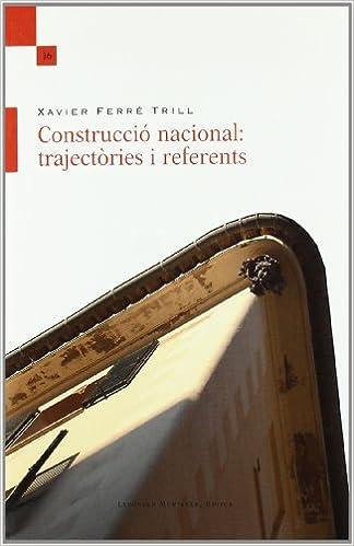 Book CONSTRUCCIO NACIONAL: TRAJECTORIES I REFERENTS