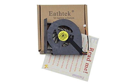 Eathtek Replacement CPU Cooling Cooler Fan for HP Compaq Presario Pavilion CQ61 G61 G61-100 CQ61-100 CQ71 G71 CQ71-100 G71-100 KSB06105HA -8K35 Series