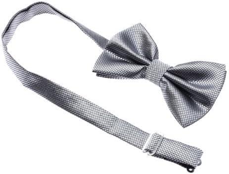 Gleader Corbata de Lazo Pajarita Bow Tie para Traje Formal Hombre ...