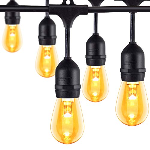 Outdoor Commercial 15 Light String Light Set in US - 4