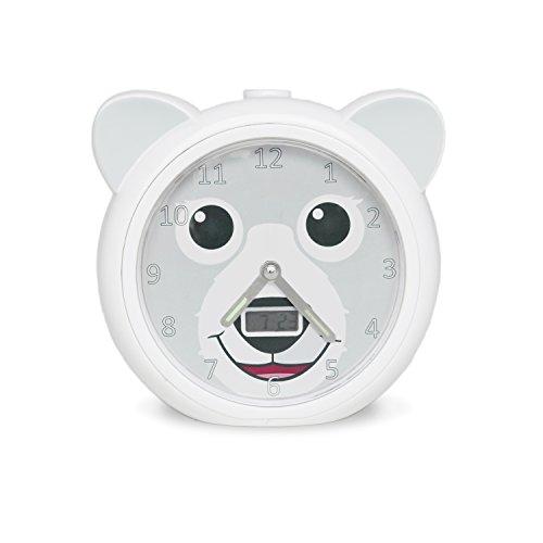 Zazu Kids Bobby Kids Alarm Clock and Sleep Trainer Digital Analog Trainer