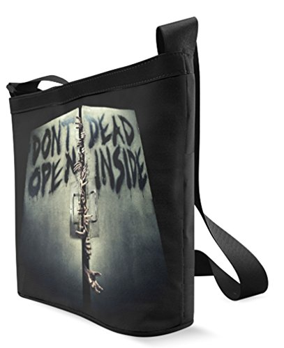 Shoulder Walking Bag Theme Popular Sling The and Casb010twdead07 Dead Ladies Female Fashion Bag Bag Crossbody Casual with qzAYR6