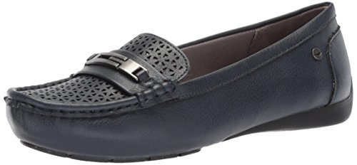 LifeStride WoMen Viva 2 Driving Style Loafer, Parent, 44 Navy
